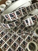 20 USPS FOREVER STAMPS US STAR FLAG POSTAGE STAMP DESIGN MAY VARY