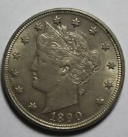 1890 V NICKEL MP41