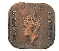 GREAT BRITAIN UK COINS PENNY 1/2 CENT ANTIQUE 1940 COPPER KING GEORGE VI EUROPE