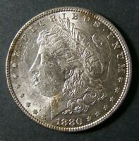 1880 MORGAN DOLLAR SHIPS FREE