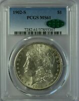 1902 S 1 PCGS MINT STATE 61 37855307