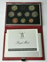 DATED : 1989   ROYAL MINT   PROOF SET OF COINS   INC BILL &