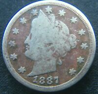 Liberty V Nickel Coins Just Listed on eBay