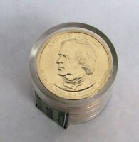 2011 P ANDREW JOHNSON PRESIDENTIAL $1 DOLLAR 12 COIN UNCIRCULATED ROLL