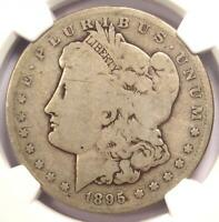 1895-S MORGAN SILVER DOLLAR $1 - NGC AG3 ABOUT GOOD -  CERTIFIED COIN