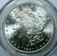 1880-S $1 PCGS MINT STATE 67 CAC