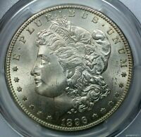1896-S $1 PCGS MINT STATE 64