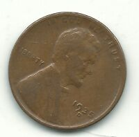 A  GOOD/FINE VINTAGE 1935 D LINCOLN CENT-OLD COIN-JAN003