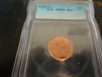 1950-D MINT STATE 67RD ICG LINCOLN CENT   LISTS FOR $600.00