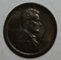 1918 LINCOLN WHEAT CENT PM42