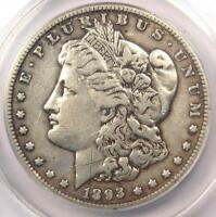 1893-O MORGAN SILVER DOLLAR $1 - ANACS VF35 DETAILS -  DATE - CERTIFIED COIN