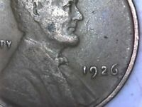 1926 LINCOLN PENNY IN REALLY GOOD CONDITION