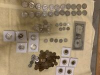 HUGE OLD US COIN COLLECTION LOT $17.75