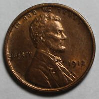 1912 LINCOLN WHEAT CENT PM213
