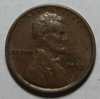 1912 LINCOLN WHEAT CENT PM270
