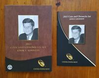 2015 JOHN F. KENNEDY COIN & CHRONICLES SET IN ORIGINAL MINT PACKAGING