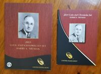 2015 HARRY S. TRUMAN COIN & CHRONICLES SET IN ORIGINAL MINT PACKAGING
