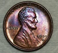 BRILLIANT UNCIRCULATED 1909 S VDB LINCOLN CENT  ATTRACTIVELY