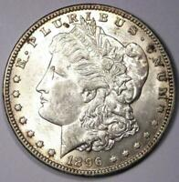 1896-O MORGAN SILVER DOLLAR $1 - EXCELLENT CONDITION -  LUSTER -  DATE