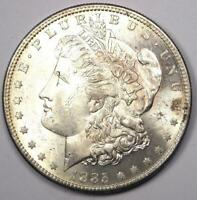 1885-S MORGAN SILVER DOLLAR $1 - EXCELLENT CONDITION -  LUSTER -  DATE