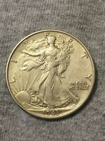 1943 50C WALKING LIBERTY HALF DOLLAR