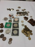 COINS JOB LOT OLD BRITISH/UK