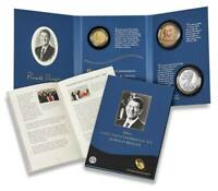 2016 - COIN AND CHRONICLES SET - RONALD REAGAN