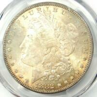 1882-P 1882 MORGAN SILVER DOLLAR $1 - PCGS MINT STATE 65 -  IN MINT STATE 65 - $375 VALUE