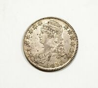 1818 CAPPED BUST HALF DOLLAR EXTRA FINE  EXTRA FINE CONDITION 50C SILVER COIN