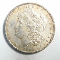 1902 P US MINT MORGAN SILVER $1 DOLLAR COIN  EXTRA FINE  SHIPS FREE