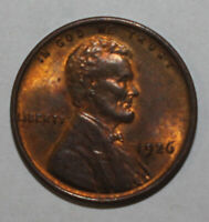 1926 LINCOLN WHEAT CENT WR909
