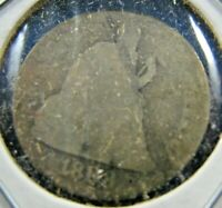 U.S. 1888S  -  SEATED LIBERTY 10 CENT COIN    SKD15