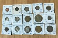 CANADA DISCOUNTED COIN LOT   SEE DESCRIPTION FOR DETAILS