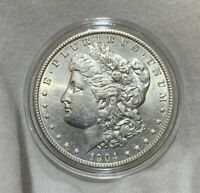 1904 P BU $1 MORGAN SILVER DOLLAR  PHILADELPHIA MS