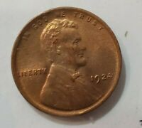1924 LINCOLN CENT UNCIRCULATED