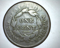 1810 U.S. CLASSIC HEAD LARGE CENT - SOLID GOOD CONDITION -  PLANCHET COLOR