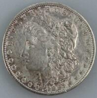 1887 S MORGAN SILVER DOLLAR - SHARP DETAILS - DOUBLEJCOINS - 4006-60