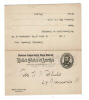 UY3  PAID REPLY 1903 CAMBRIDGE MA NO LICENSE COMMITTEE  PROH