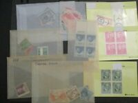 CANAL ZONE STAMP LOT MIX NEW/USED UN RESEARCHED