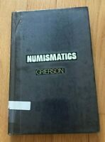 NUMISMATICS BY PHILIP GRIERSON   PRINTED 1975