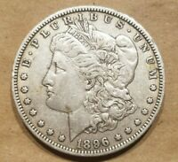 1899 O MORGAN SILVER DOLLAR LIBERTY HEAD $1 COIN AMERICAN EAGLE EXTRA FINE EF