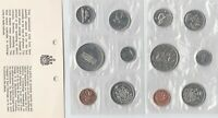 CANADIAN PROOF LIKE SETS 1973 & 1968 AS ISSUED BY RCM.  ITEM
