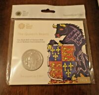 2018 ROYAL MINT QUEENS BEASTS BLACK BULL OF CLARENCE 5 FIVE