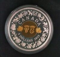 ROYAL CANADIAN MINT   BIRTH OF THE ROYAL INFANT  2013
