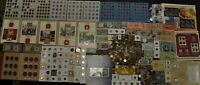LARGE US COIN AND CURRENCY COIN COLLECTION LOT SILVER PROOFS