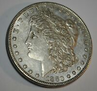 1880-O 80/79 80 OVER 79 MORGAN DOLLAR ESTATE FIND - VAM 5 - ESTATE FIND