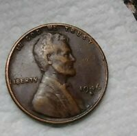 1946 S LINCOLN WHEAT CENT RED