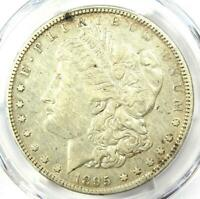 1895-O MORGAN SILVER DOLLAR $1 COIN - CERTIFIED PCGS EXTRA FINE 40 EF40 -  DATE