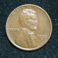 1933 D LINCOLN WHEAT CENT   VF   ITEM 1199.7