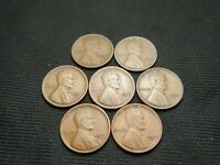 1916-S 1917-S  1921 S 1923-S 1924-S 1926-S 1928-S  LINCOLN  CENTS